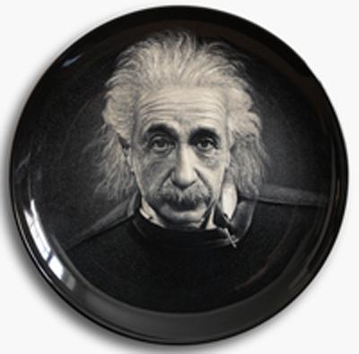 图3-94 丁邦海 《爱因斯坦》刻瓷盘 直径508mm,.jpg